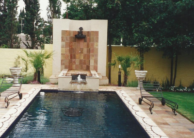 Water feature - Pool